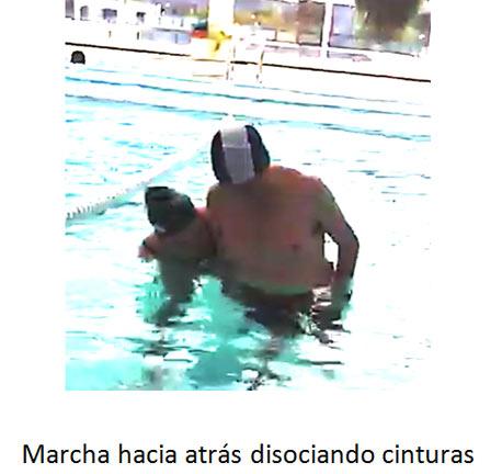 Tratamiento ataxia en el agua
