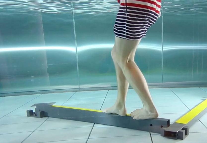 Rehabilitación en piscina Téxum